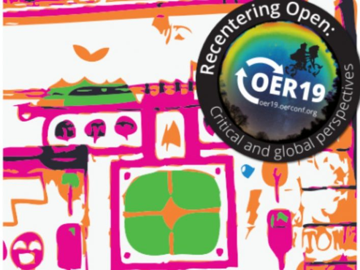 OER19 remixed by Martin Hawksey