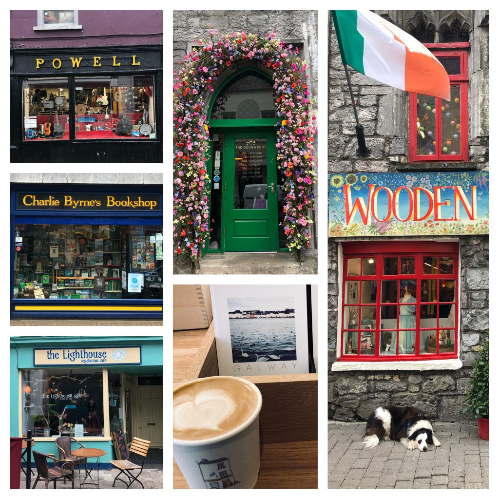 Galway by Catherine Cronin